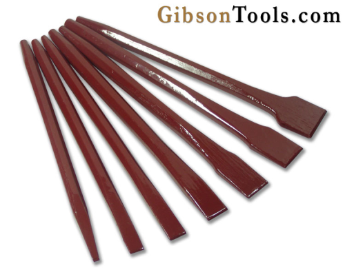 TCT Lettering Chisels