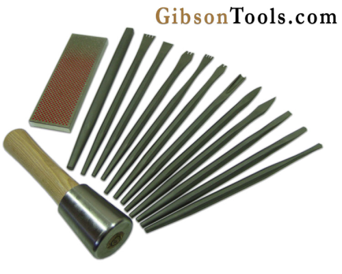 Fine Sculptors Chisels for Stone
